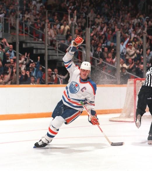 1986-87 Edmonton Oilers - Wayne Gretzky Home Jersey  0a34ea2ba