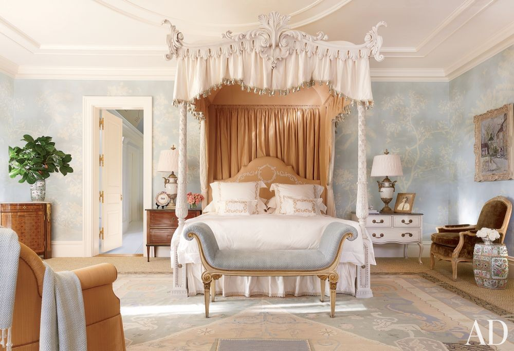 Sweet Dreaming With Ten Amazing Canopy Beds January 6