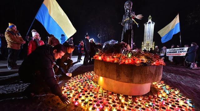To Προξενείο της Ουκρανίας στη Θεσσαλονίκη προσκαλεί για την εκδήλωση, αφιερωμένη στην 85η επέτειο του Γολοντόμορ (Holodomor) του 1932-1933 στην Ουκρανία