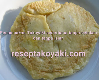 cara membuat adonan takoyaki