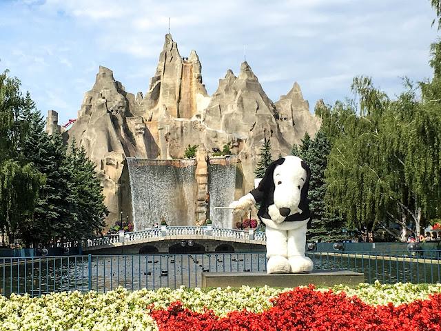 Snoopy's Symphony Canada's Wonderland