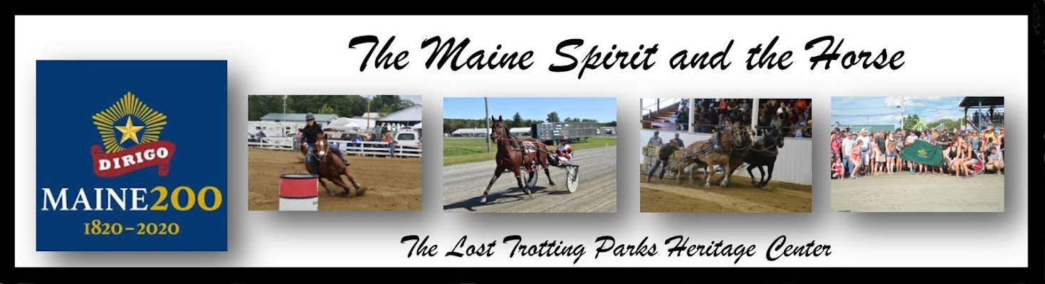 The Maine Spirit and the Horse