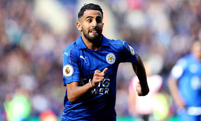 Leicester's Riyad Mahrez Says Arsenal Was Interested in Signing Him BUT....