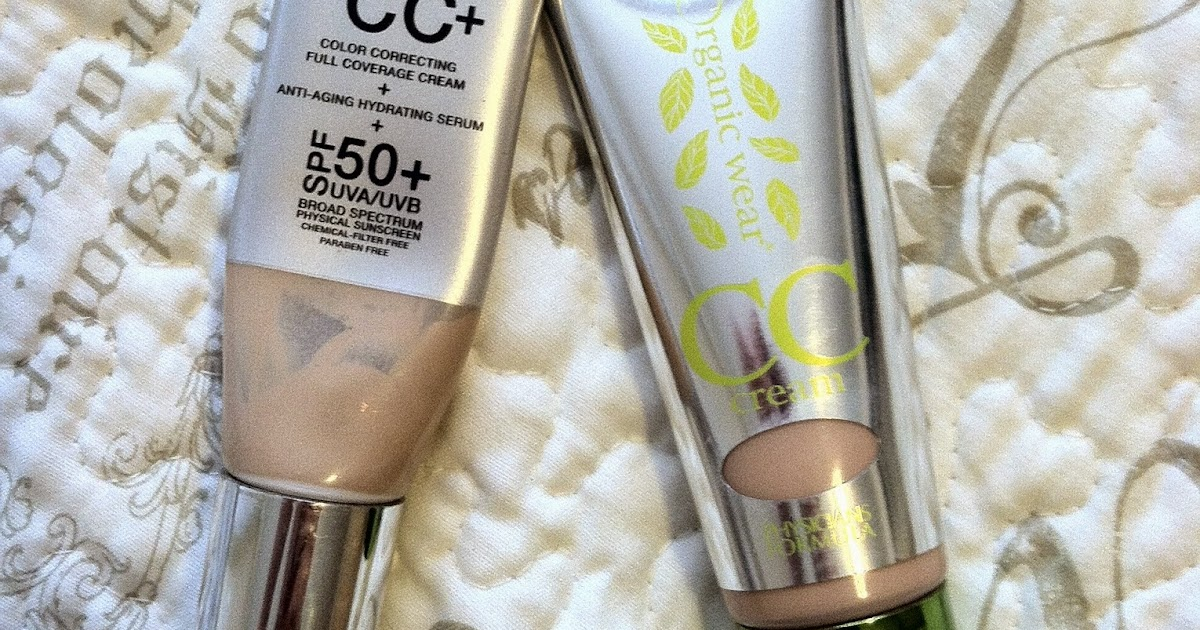 Beauty And Bordeaux It Cosmetics Your Skin But Better Cc