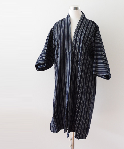野良着 FUNS 藍染 襤褸 ジャパンヴィンテージ 30年代 アンティーク着物 Noragi Jacket Japanese Vintage 30s Indigo Dyed Aizome Boro