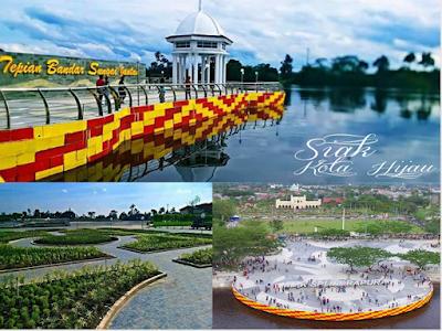 Taman Tengku Maharatu siak