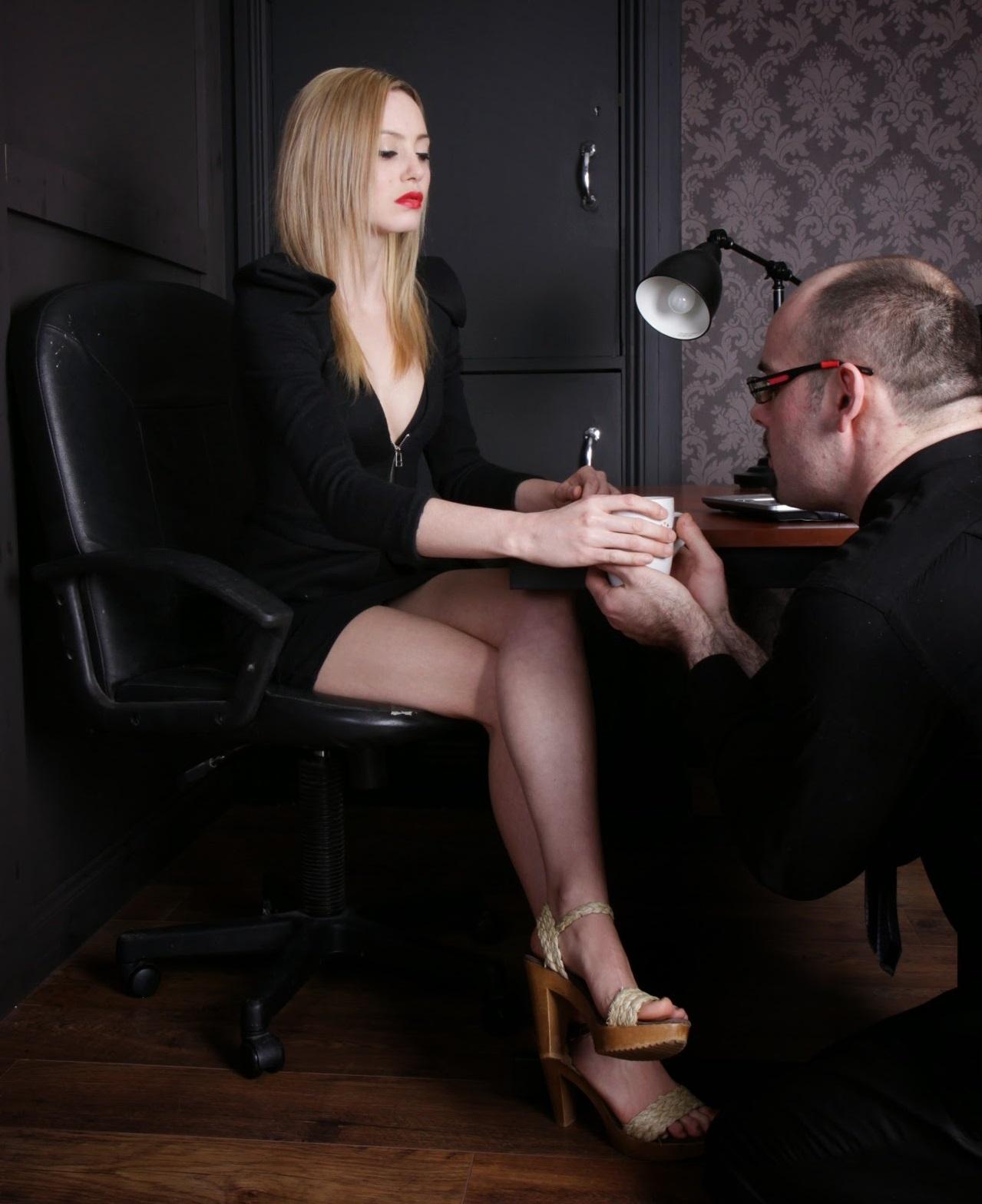 yo dominación femenina