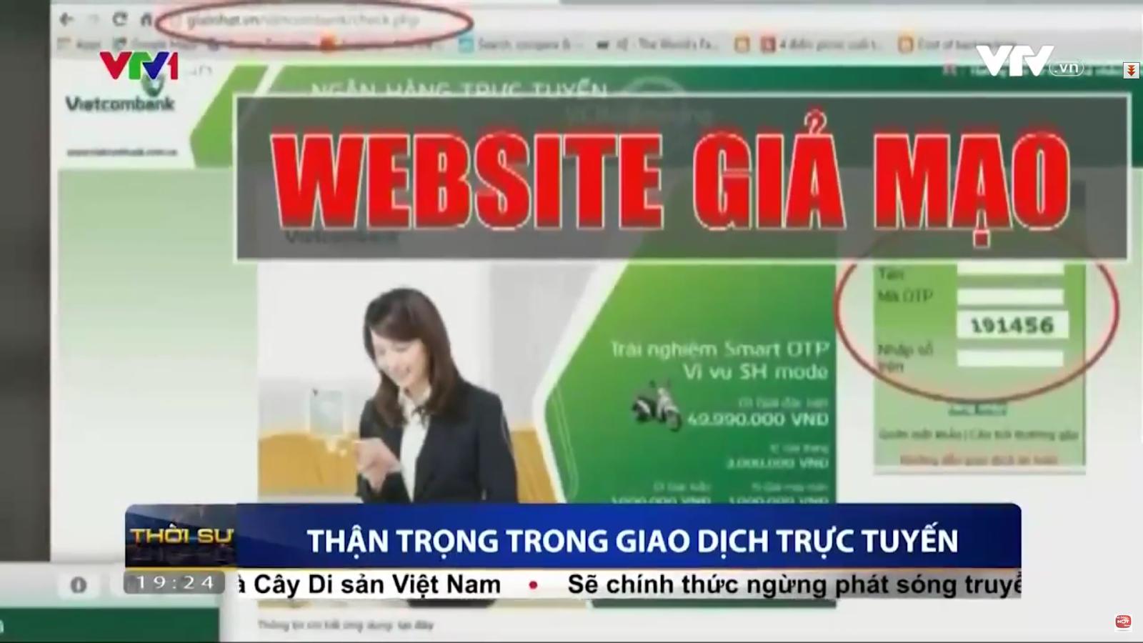 Sự cố Vietcombank, một góc nhìn kỹ thuật
