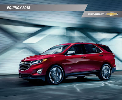 Downloadable 2018 Chevrolet Equinox Brochure