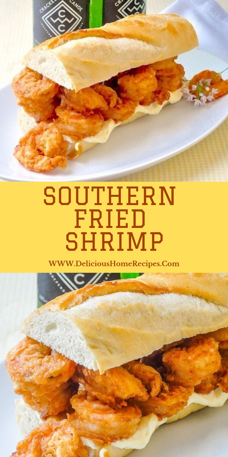 Southern Fried Shrimp
