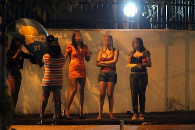 Prostituição de rua em São Paulo