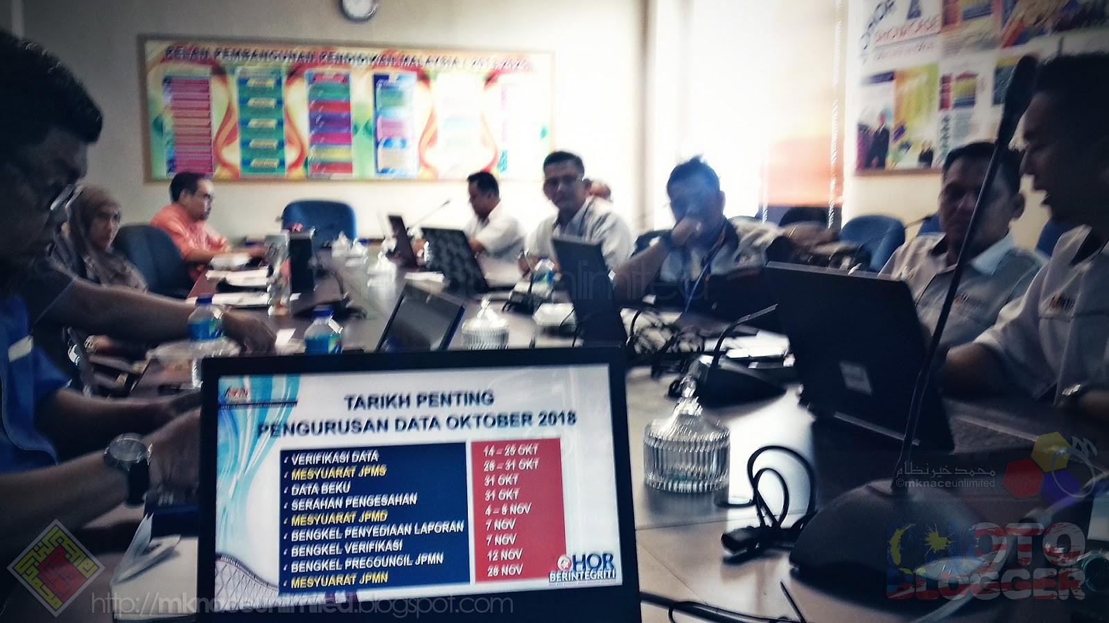 Bengkel Fokus Kutipan Data Rasmi Oktober Negeri Johor 2018 Mknace Gudang Garam Filter 12 Batang Gp Garpit International Ahad Lepas Dilaksanakan Di Bilik Spi Kita Akan Gunakan Repositori