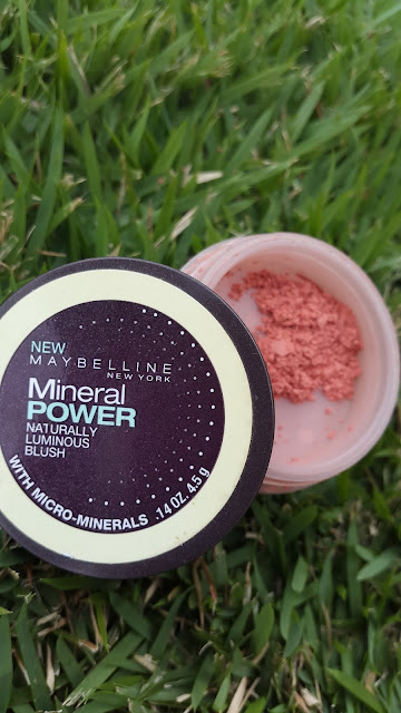 Maybelline Mineral Power 'True Peach' www.modenmakeup.com
