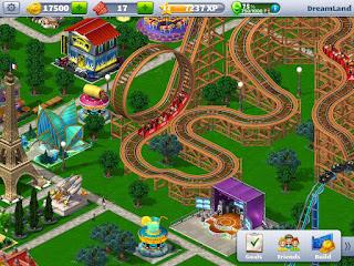 RollerCoaster Tycoon v1.13.1 Mod