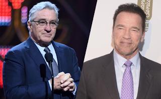 De Niro Refuses Photo with Schwarzenegger Over Election Politics