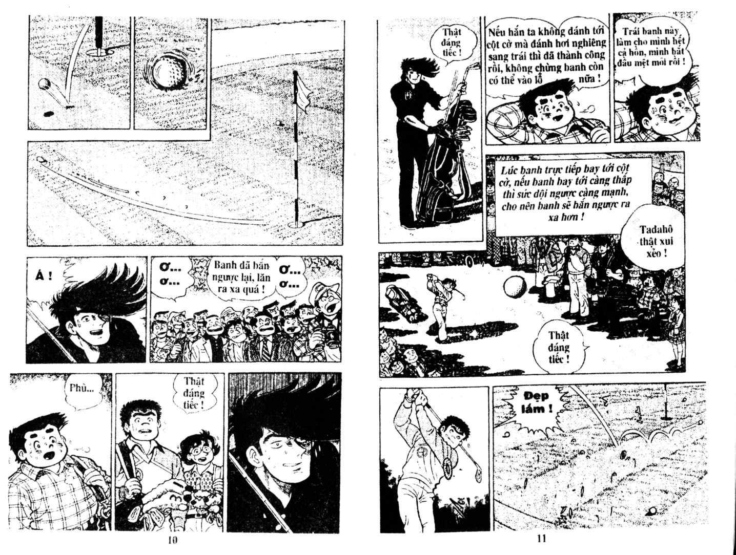 Ashita Tenki ni Naare chapter 9 trang 4