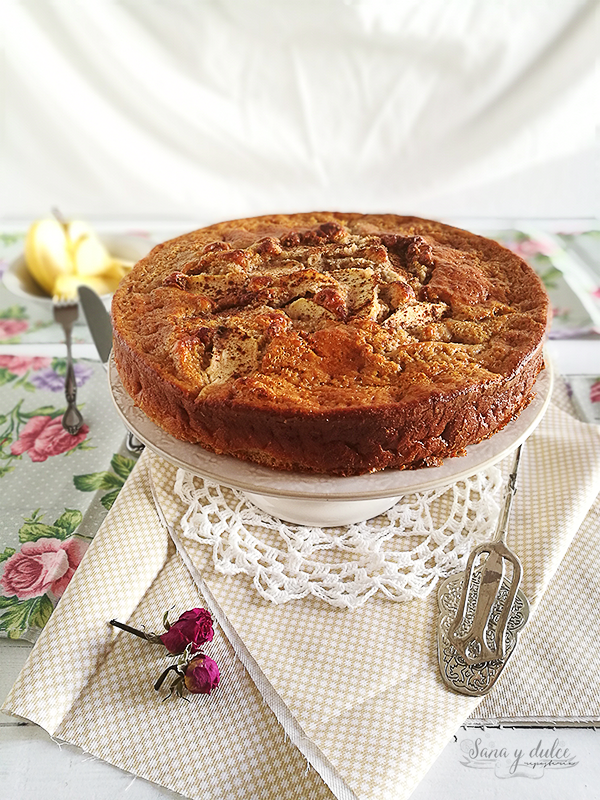 tarta-manzana-saludable-apple-cake