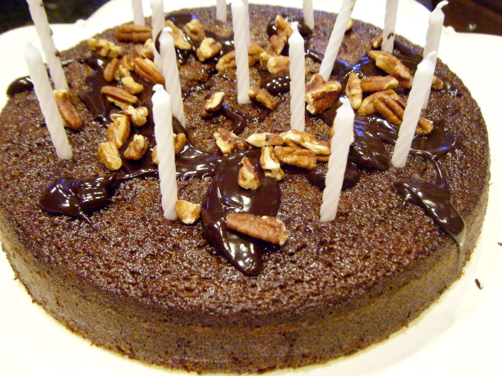 Tennessee Whiskey Cake