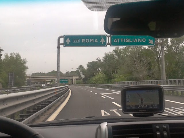 all roads lead to Rome ♥