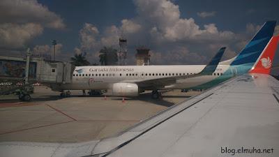 Garuda dan Lion Tips dan Pengalaman Naik Pesawat Udara