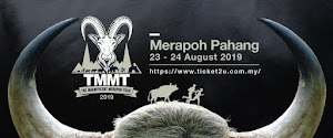 The Magnificent Merapoh Trail 2019 - 23~24-August 2019