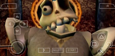 Download MediEvil Resurrection CSO PPSSPP