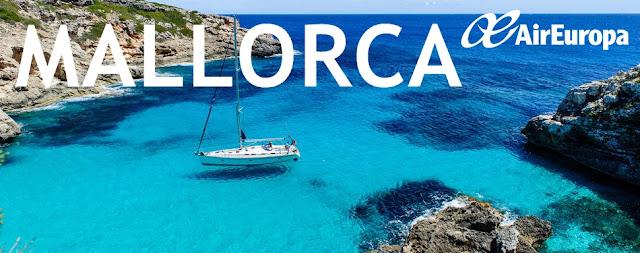 Ruta Vigo - Mallorca, con Air Europa