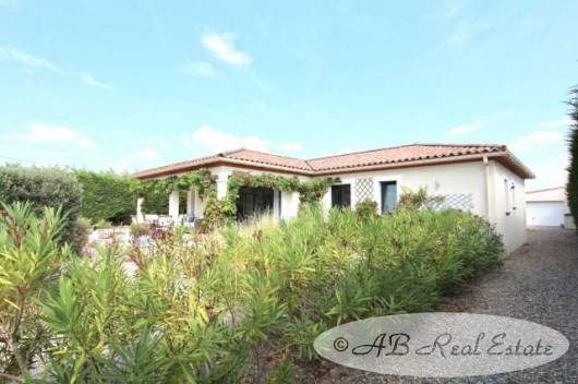 #Minervois #Corbières area *** Reduced Price *** Luxury modern villa single level