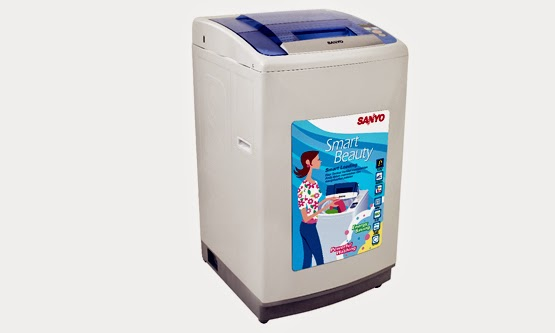 Harga Mesin Cuci Sanyo Terbaru