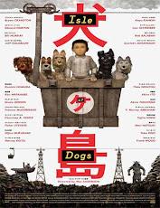 pelicula Isle of Dogs (2018)