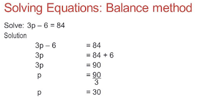 Solving Linear Equations: some thoughts