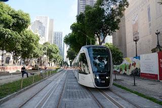 Tranvía de Río puede imitarse para unir Toay y Santa Rosa
