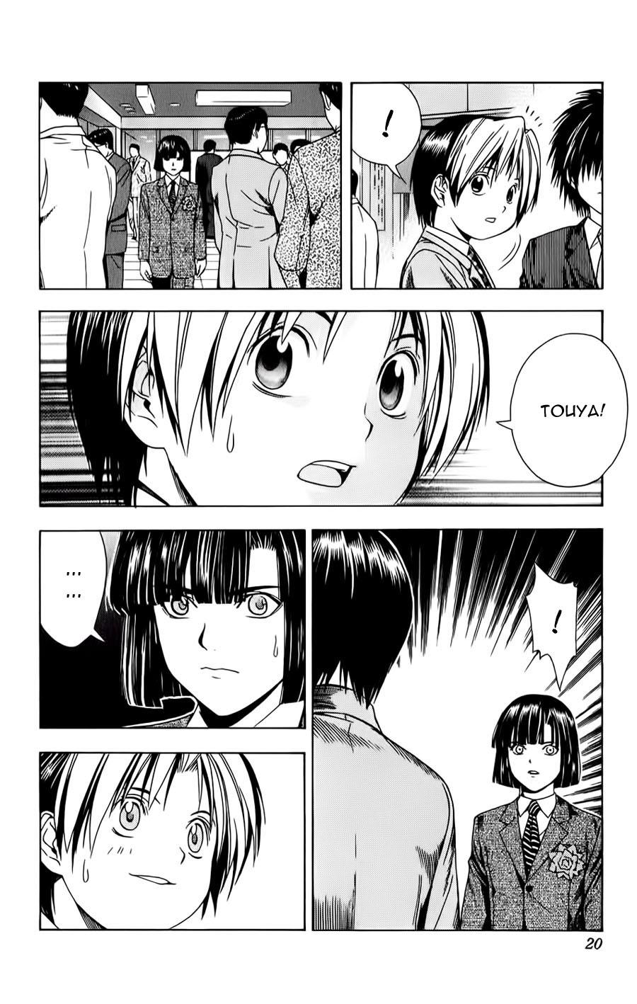 Hikaru No Go hikaru no go chap 105 trang 13