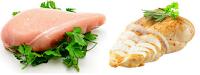 Makanan Tinggi protein chiken