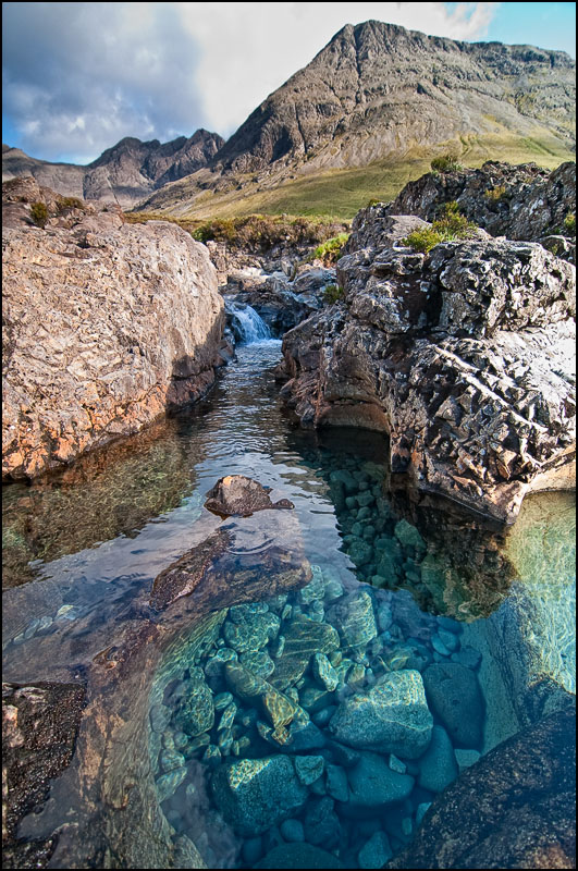 My Little Travel Log 11 Fairy Pools Isle Of Skye Scotland