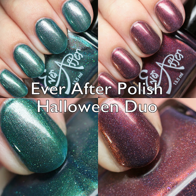 Ever After Polish Halloween Duo