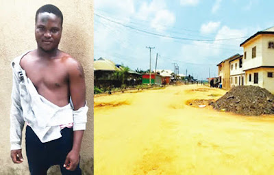 Lagos Politician Batters Phone Repairer For Meddling In Fight With His Wife