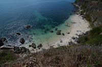 Hot Summer Cool White Beach