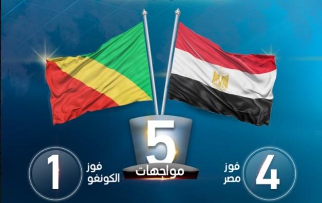 طريقة مشاهدة مباراة مصر والكونغو في تصفيات افريقيا المؤهلة لكاس العالم 2018