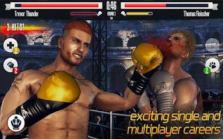 pada kesempatan yang indah kali ini admin akan share game mod terbaru for android yang sa Real Boxing v2.4.0 Mod Apk (Unlimited Money & Unlocked) Update Terbaru