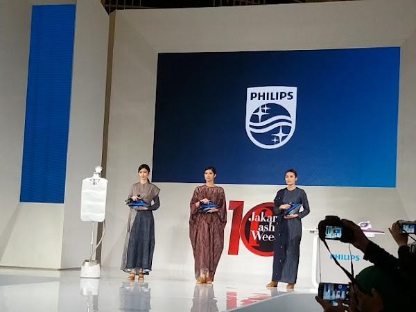 Inovasi Terbaru Setrika Philips, Nggak Bikin Baju Gosong