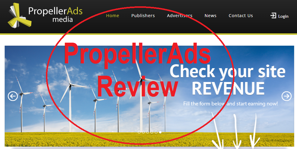 Propellerads Review, Pop Up Ads Review