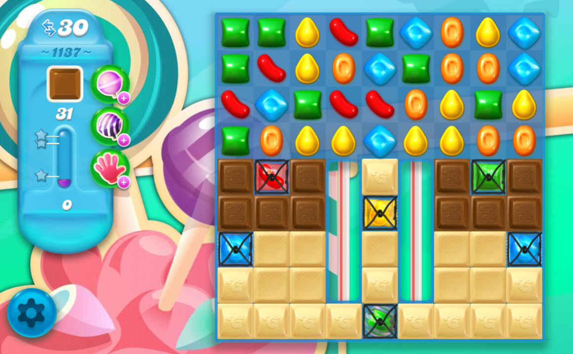 Candy Crush Soda Saga level 1137
