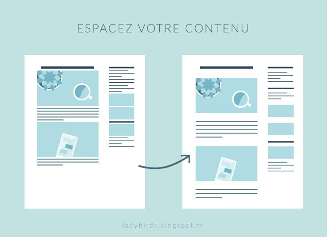 5 astuces pour un joli blog Blogger