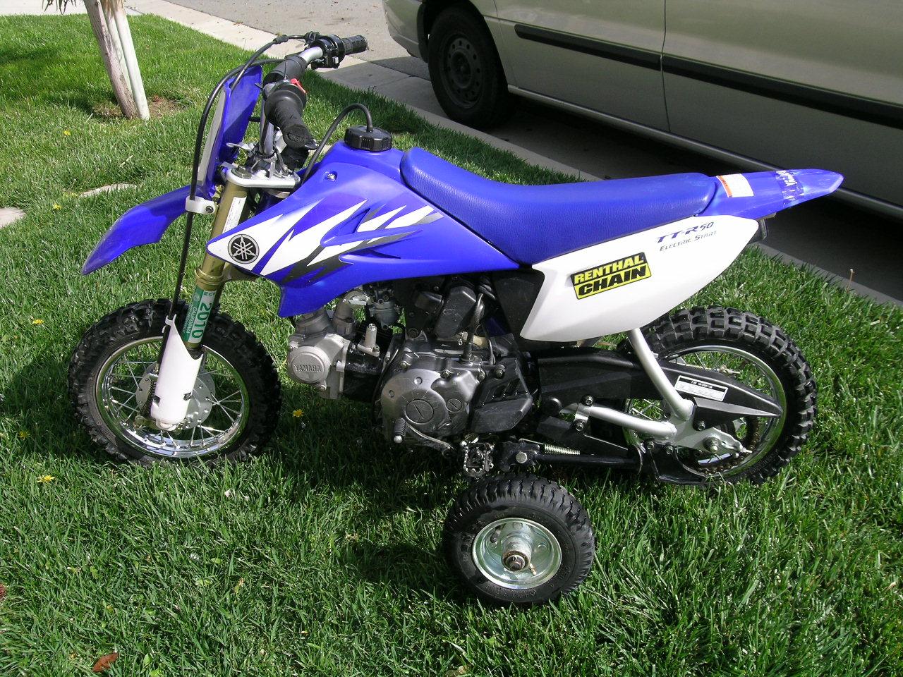 Yamaha TTR50 2006 Owner's manual