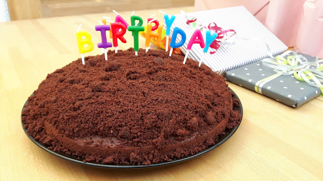 Maulwurfskuchen – Geburtstagskuchen nicht nur für den Kindergeburtstag!