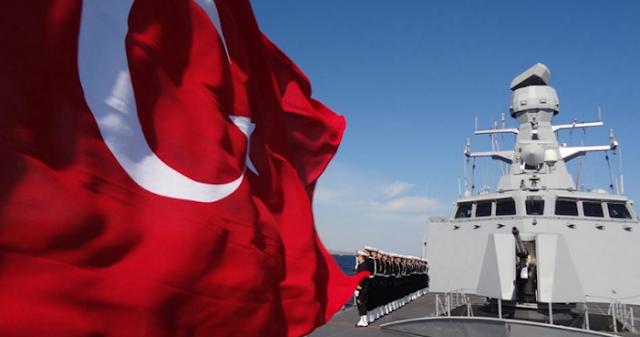 «Γαλάζια Πατρίδα» σημαίνει «τουρκική λίμνη» η Ανατολική Μεσόγειος