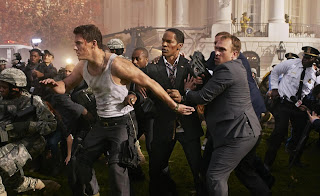 White House Down Channing Tatum Jamie Foxx 2013