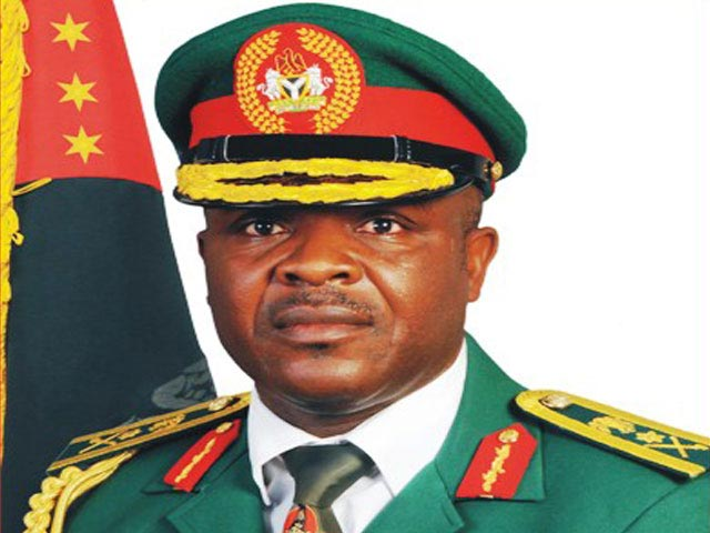 Former chief of Army staff Azubuike Ihejirika not arrested
