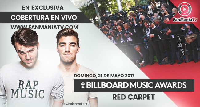 RED CARPET Billboard Music Awards 2017 EN VIVO Online